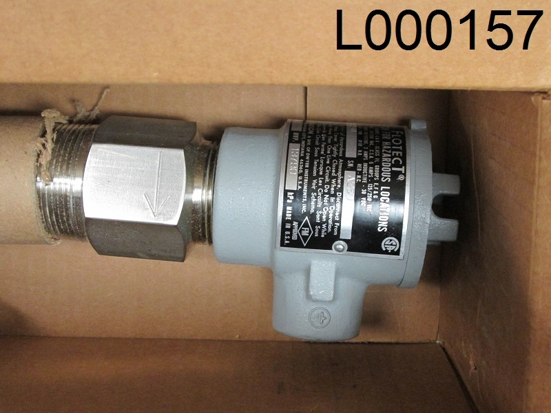 Flowtect V4 Vane Operated Flow Switch