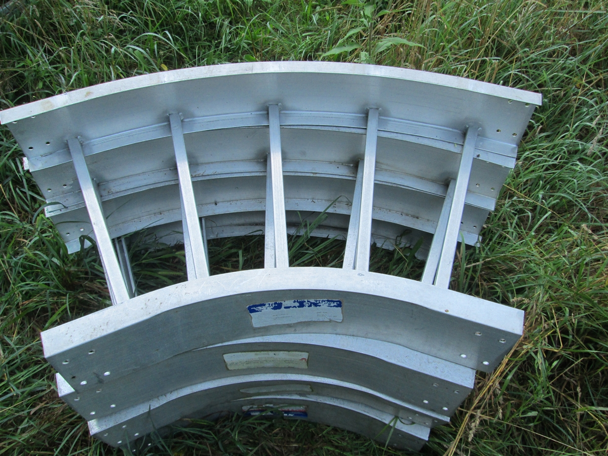 24 Quot Wide Cable Tray 45 Degree Angle Adapter