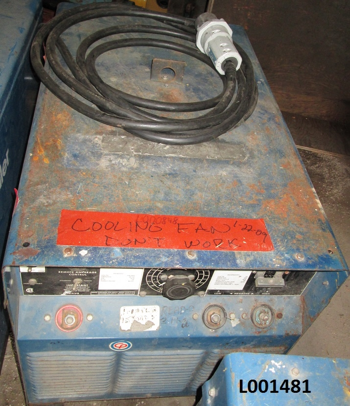 Direct Current Fan : Miller direct current welder cooling fan doesn t work