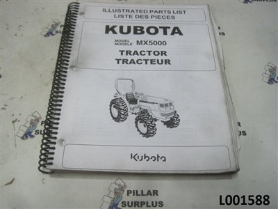 L001588A-2T Wire Diagram Kubota Mx on