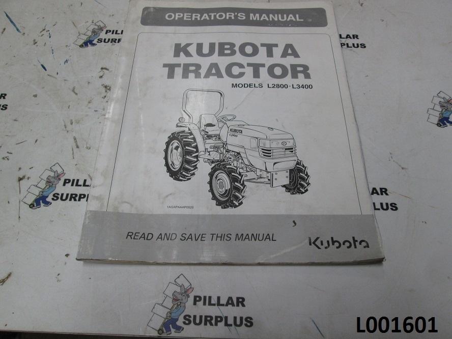 L 3400 Kubota Manual Kawasaki Mojave Wiring Diagram on