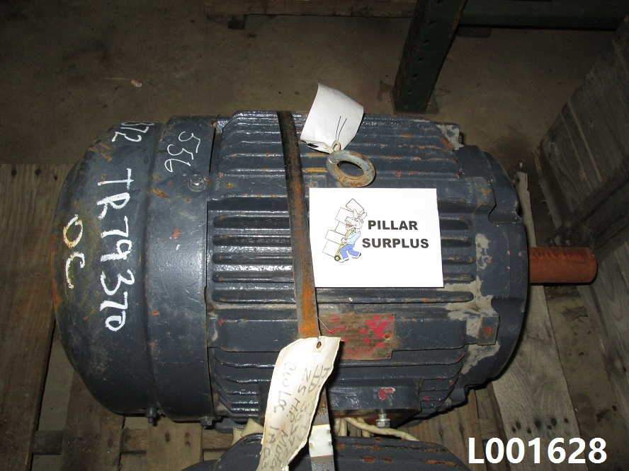 Louis Allis Industrial Electric Motor Service Inc 25hp
