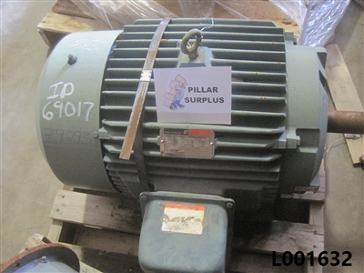 Reliance duty master 30hp 1175rpm 326t frame ac motor f32g432j for Duty master ac motor