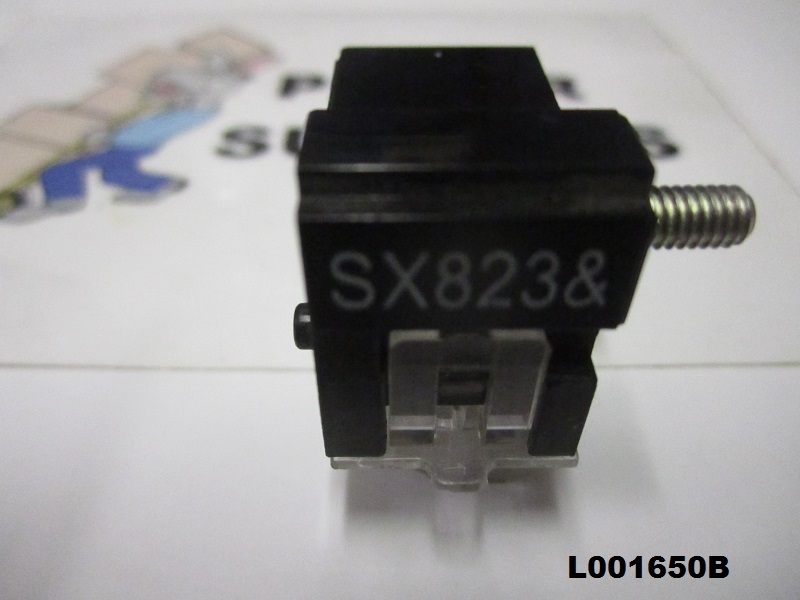 Ge Cr104p Nema A600 Contact Block Green