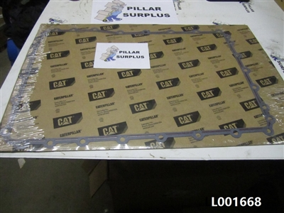 Genuine Oem Caterpillar Cat Oil Pan Gasket 1694199