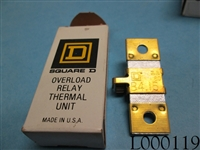 Square D Thermal Relay B4.15