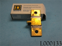 Square D Heater Thermal Overload Relay B2.10