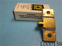 Square D Heater Thermal Overload Relay B2.40