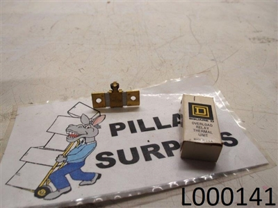 Square D Heater Thermal Overload Relay B9.10