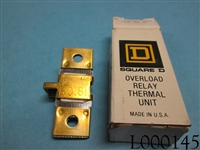 Square D Heater Thermal Overload Relay  B0.81