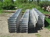 "Approx. 16 foot 24"" wide cable trays 09-4F13-0024-24"