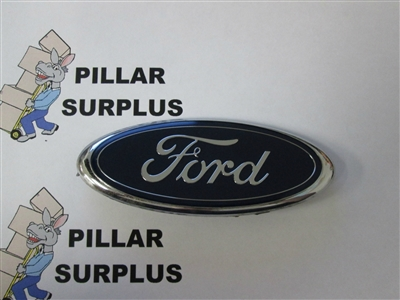 Ford Super Duty Oval Tailgate Emblem 1999-2004
