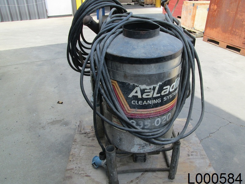Aaladin Steam Cleaner & Pressure Washer 14-430 on