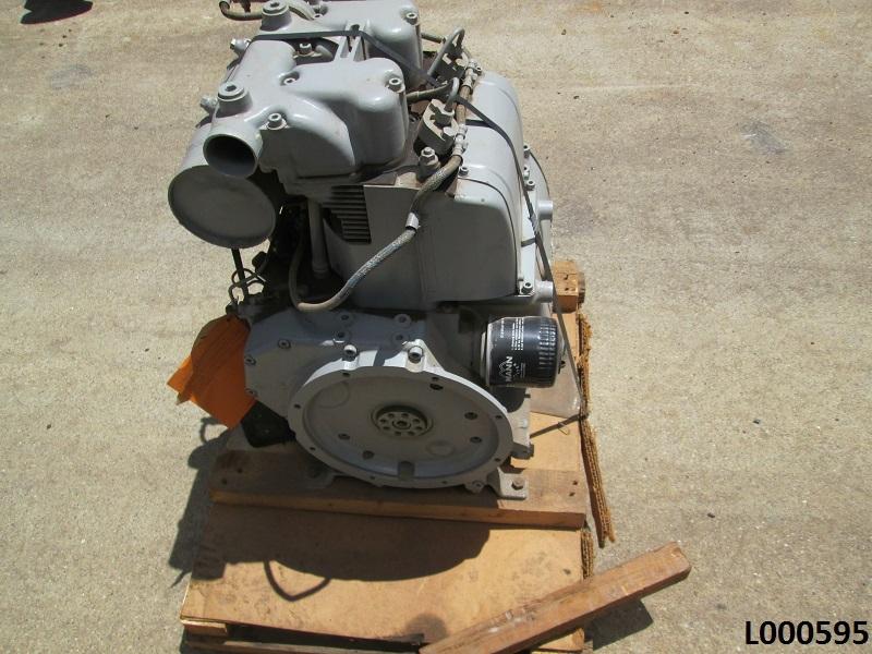 Hatz Diesel Engine D-8399 Z 788 481486015776