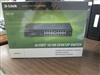 D-Link 16 Port Fast Ethernet Switch (DSS-16+) BSS16+A