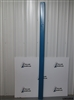 "4"" x  82"" Restroom Stall Pilaster"