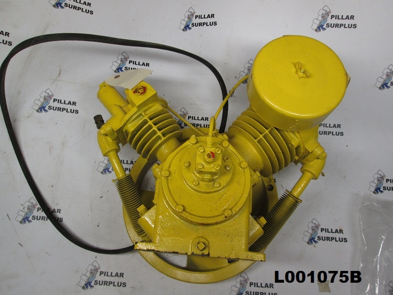 Leroi Dresser Series 100 Compressor Motor With Manual