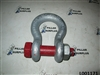 "Crosby 1 1/8"" G2130 Bolt Type 9.5 Ton Anchor Shackle 1019579"