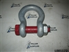 "Crosby 1 1/4"" G2130 Bolt Type 12 Ton Anchor Shackle 1019597"