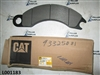 Genuine OEM Caterpillar Lining A Brake Pad Shoe 9C-0567