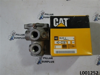 Genuine OEM Caterpillar Air Brake Control Valve 4D-2287