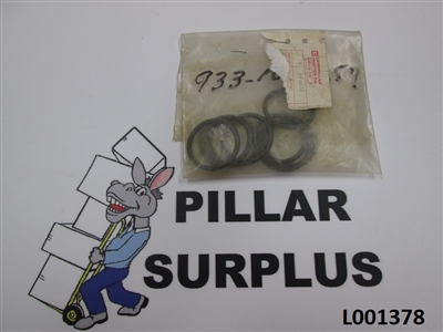 O Ring Seal Fits Caterpillar 6F6673