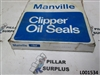 Manville Clipper Oil Seal 0493-9159 A/E