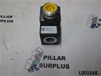 Sun Hydraulics 24VDC Coil With NFPA T3.5.29M-1980 Connector 760-324