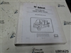 Bobcat 3400XL Utility Vehicle S/N AJNW31001-up Parts Manual 6990768