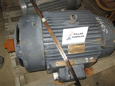 Reliance 1775RPM 480VAC 326TY Frame Special HP Explosion Proof Mine Motor P32G9517AXH