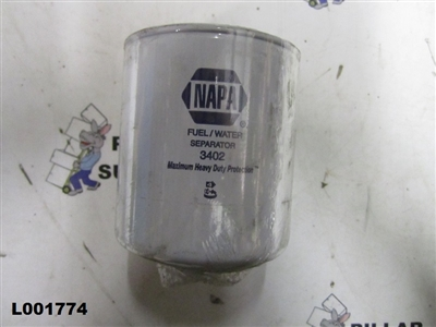 Napa Spin-On Fuel/Water Separator (Filter) 3402