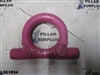 RUD Load-ring in Pink - Weld-on Style VRBS 16,000Kg