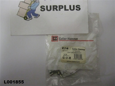 Eaton Cutler-Hammer Light Grounding Kit HT8GR2