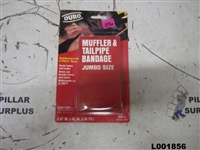 Duro Muffler and Tailpipe Bandage MB-2