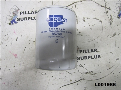 CarQuest Oil Lube Spin-On Filter 85768