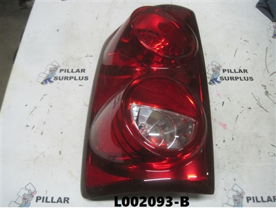 Chrysler/Dodge Driver Side Rear Taillight Assembly 55277303A