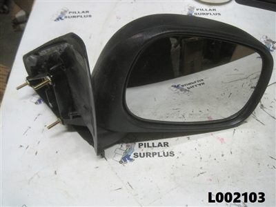 PolyWay Dodge Passenger Side Manual Mirror 55077438AJ