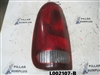 Ford Driver Side Taillight (Has Damage, see photos) F85B-13B505-C