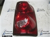 CHRYSLER/DODGE PASSENGER REAR TAILLIGHT ASSEMBLY 55277302A
