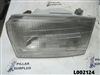 FORD F SERIES SUPERDUTY DRIVERS SIDE HEADLIGHT ASSEMBLY F81B-13006A
