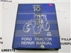 Ford Tractor Repair Manual Volume II SE3870