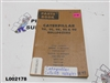 Caterpillar 9A, 9C, 9R, 9S & 9U Bulldozer Parts Book UE070070