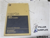 Genuine OEM Caterpillar CAT 966E Wheel Loader Parts Manual SEBP1752