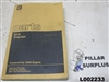 Genuine OEM Caterpillar CAT 615 Tractor Parts Manual SEBP1357-01