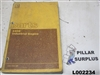 Genuine OEM Caterpillar CAT 3306 Industrial Engine Parts Manual SEBP1201