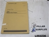 Genuine OEM Caterpillar CAT 3304 Natural Gas Engine Parts Book SEBP1257-03