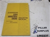 Genuine OEM Caterpillar CAT 3304 Industrial Engine Parts Manual SEBP1193