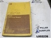 Genuine OEM Caterpillar CAT 3306 Industrial Engine Parts Manual SEBP1200