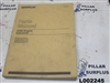 Genuine OEM Caterpillar CAT 3306 Industrial Engine Parts Manual SEBP1967