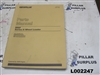 Genuine OEM Caterpillar CAT 966F Series II Wheel Loader Parts Manual SEBP2197